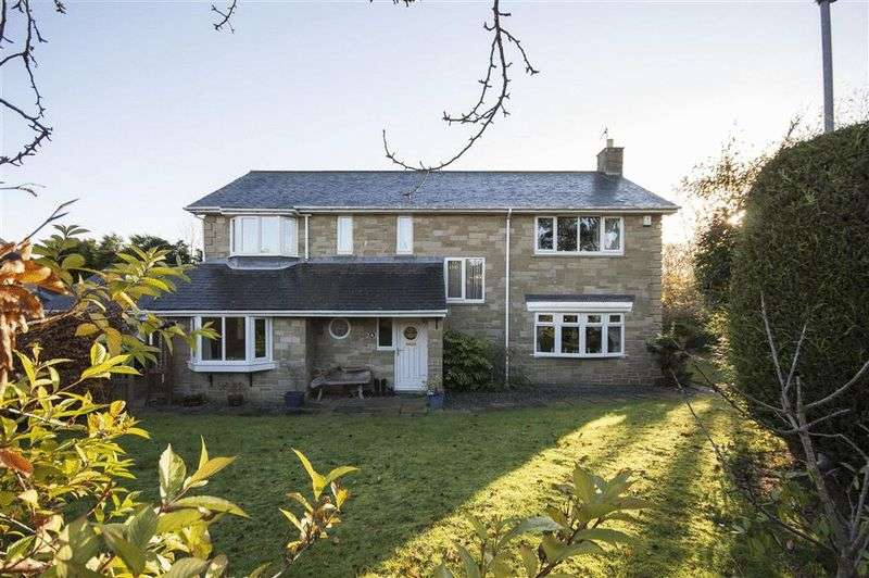 4 Bedrooms Detached House for sale in Briery Hill Lane, Stannington, Morpeth
