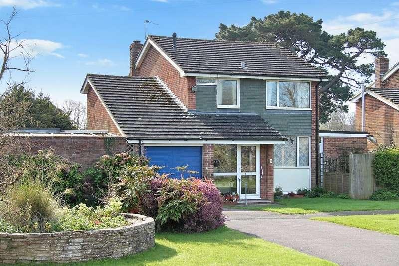 3 Bedrooms Detached House for sale in Wickham, Fareham