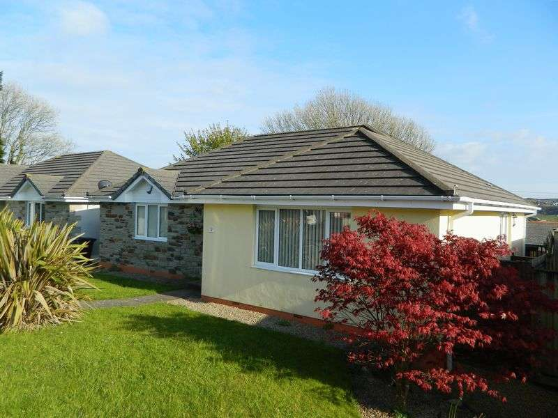 3 Bedrooms Detached Bungalow for sale in Pennance Parc, Lanner