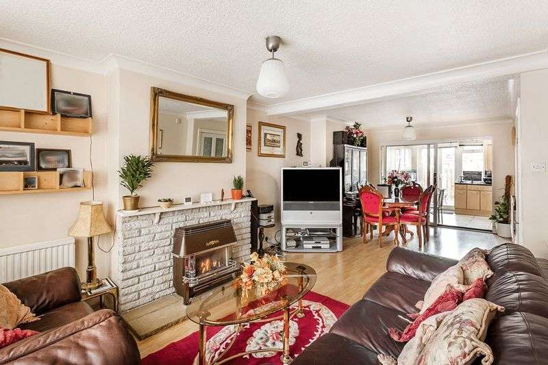 4 Bedrooms Terraced House for sale in Sherwood Park Road, MITCHAM