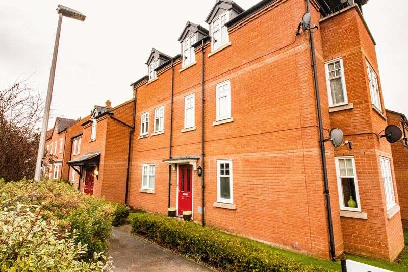 2 Bedrooms Flat for sale in Southland Drive, Bletchley, Milton Keynes