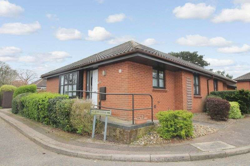2 Bedrooms Retirement Property for sale in Fairfields, Saxmundham, IP17 1EY