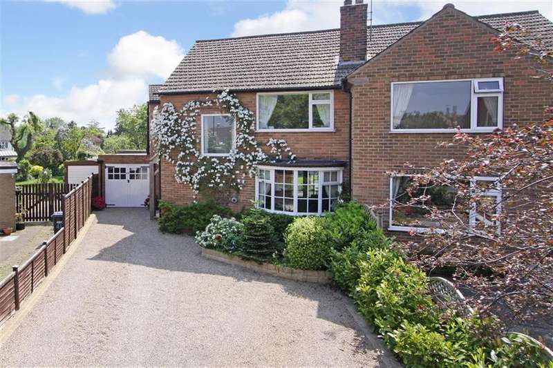 4 Bedrooms Semi Detached House for sale in Almsford Oval, Harrogate, North Yorkshire