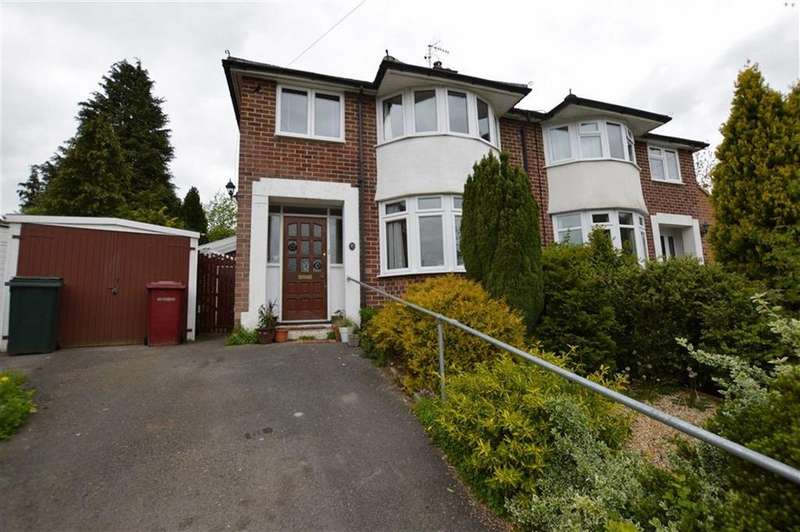 3 Bedrooms Semi Detached House for rent in Valley Close, Caversham, Reading