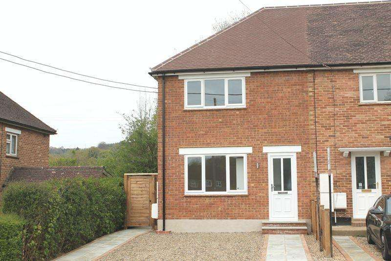 2 Bedrooms Semi Detached House for sale in SOUTH HOLMWOOD, Nr DORKING