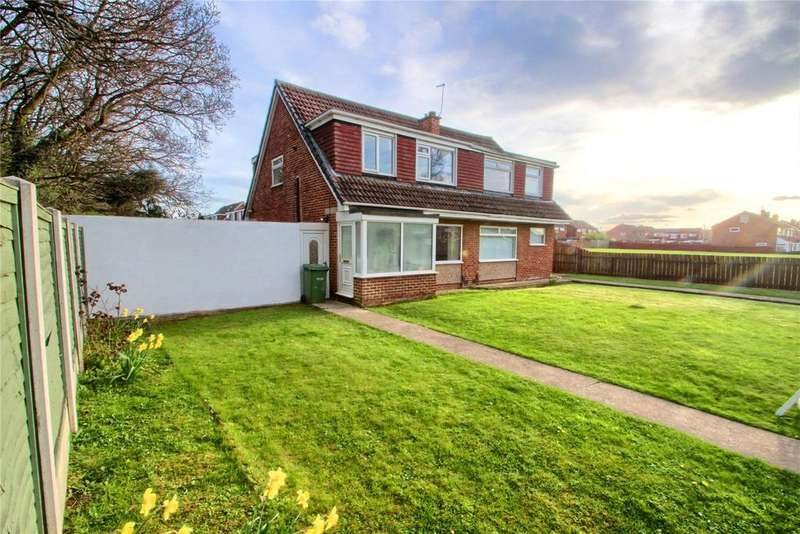 3 Bedrooms Semi Detached House for sale in Leith Walk, Thornaby