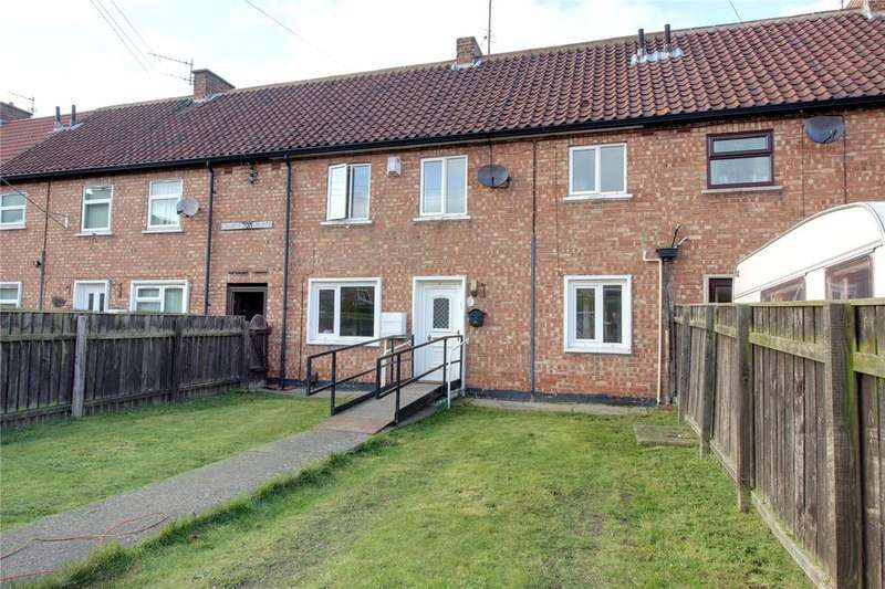 3 Bedrooms Terraced House for sale in Parrington Place, Lazenby