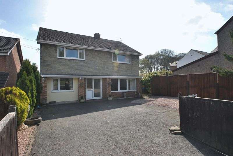 4 Bedrooms Detached House for sale in BREAM, NR. LYDNEY, GLOUCESTERSHIRE