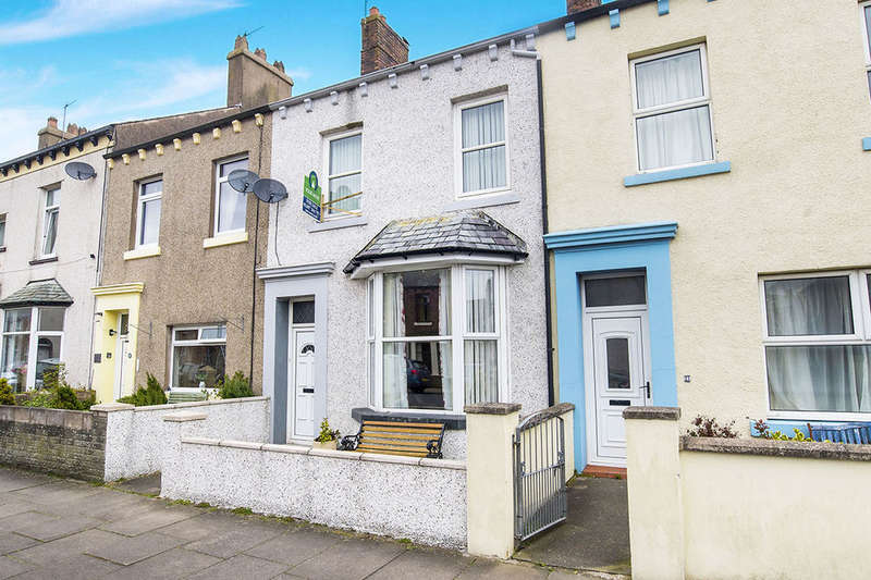 3 Bedrooms Property for sale in Wampool Street, Silloth, WIGTON, CA7