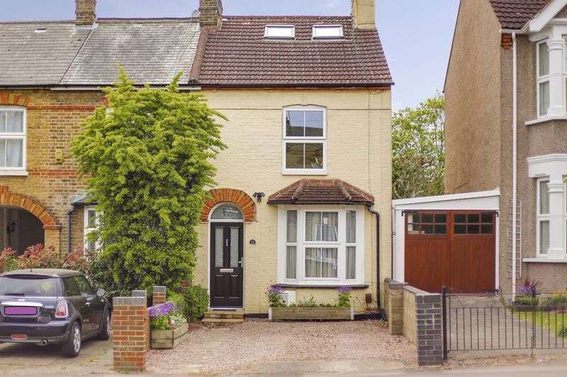 3 Bedrooms Terraced House for sale in Gordon Hill, Enfield