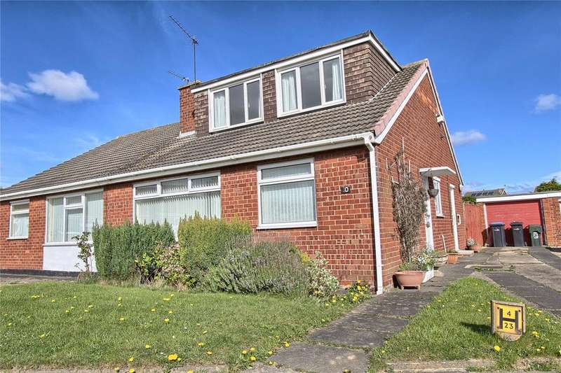 2 Bedrooms Semi Detached Bungalow for sale in Askern Drive, Acklam
