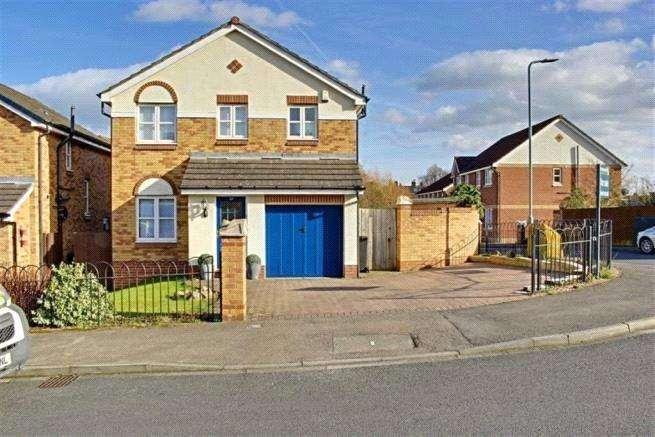 3 Bedrooms Detached House for sale in Sudbury, Marton