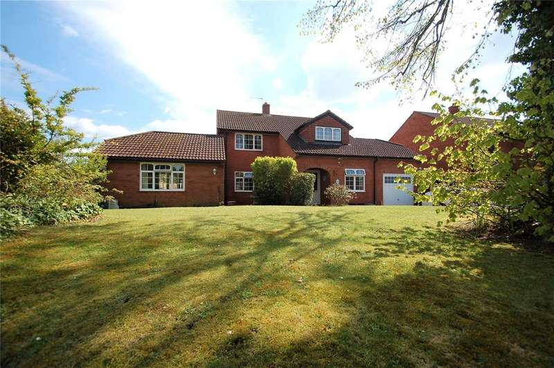 4 Bedrooms Detached House for sale in The Oaks, Wembdon Rise, Wembdon, Bridgwater, TA6