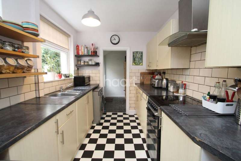 3 Bedrooms Semi Detached House for sale in Portland Road, Hucknall