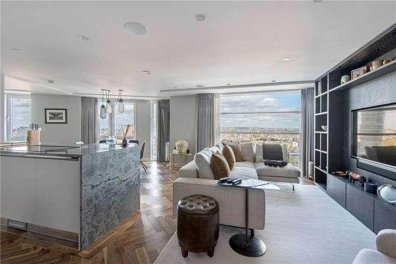 2 Bedrooms Flat for sale in Eagle Point, City Road, London, EC1V