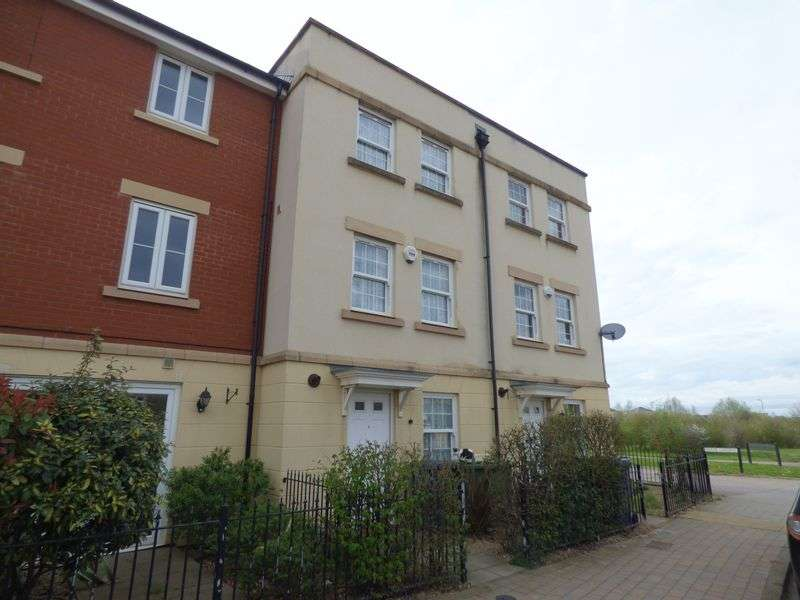 3 Bedrooms Terraced House for sale in Gambet Road, Brockworth, Gloucester