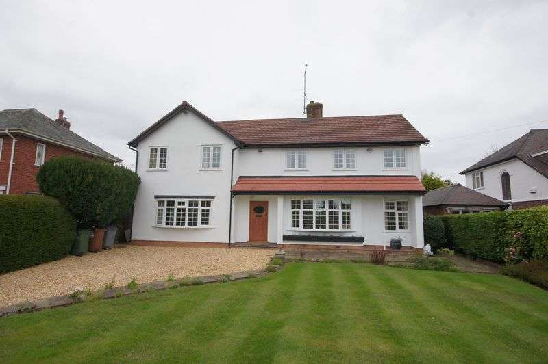 5 Bedrooms Detached House for sale in Gayton Road, Lower Heswall