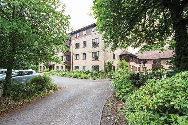 2 Bedrooms Flat for sale in Sandyford Park, Jesmond, Newcastle upon Tyne