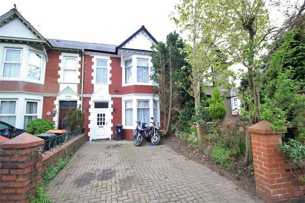 3 Bedrooms Terraced House for sale in Alma Street, NEWPORT