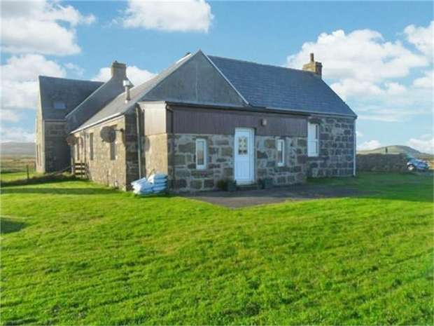 1 Bedroom Semi Detached House for sale in Heylipol, Isle of Tiree, Argyll and Bute