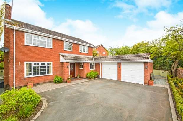 5 Bedrooms Detached House for sale in 6 Manor Farm, Little Wenlock, Shropshire
