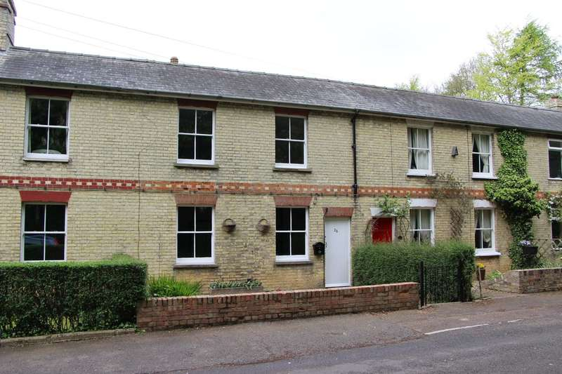 2 Bedrooms Cottage House for sale in Eagle Lane, Dullingham