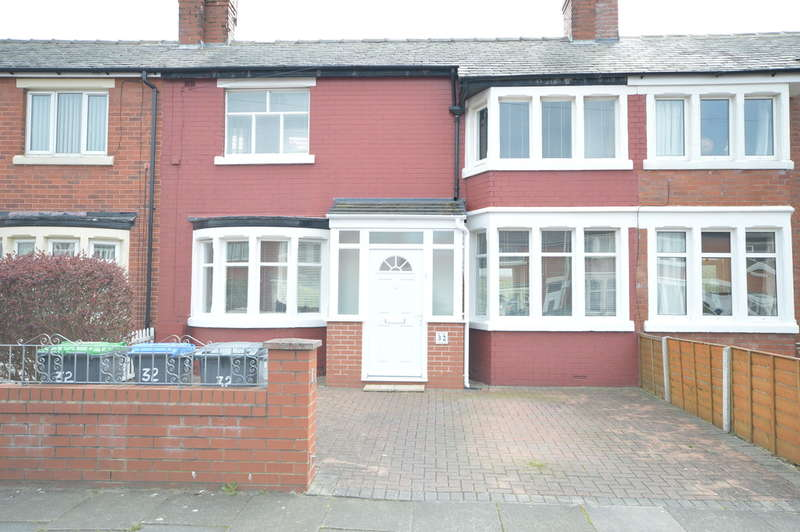 2 Bedrooms Terraced House for sale in Hathaway, Marton