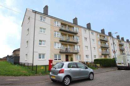 2 Bedrooms Flat for sale in Garvel Road, Glasgow, Lanarkshire