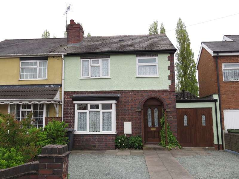 3 Bedrooms Semi Detached House for sale in Cannock Road, Wednesfield, Wolverhampton