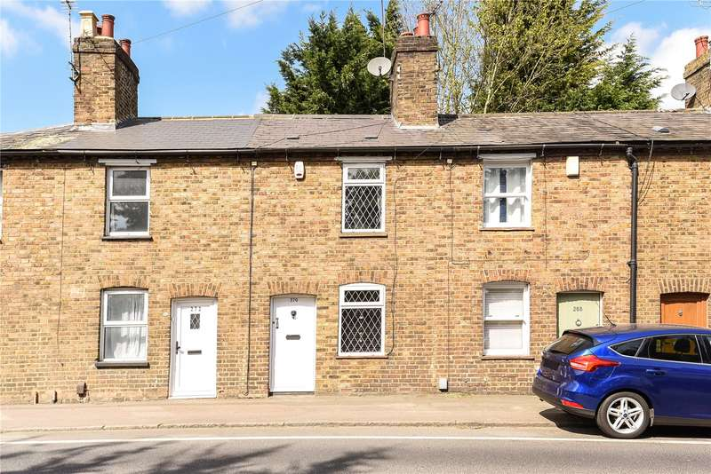 1 Bedroom Terraced House for sale in Uxbridge Road, Mill End, Hertfordshire, WD3