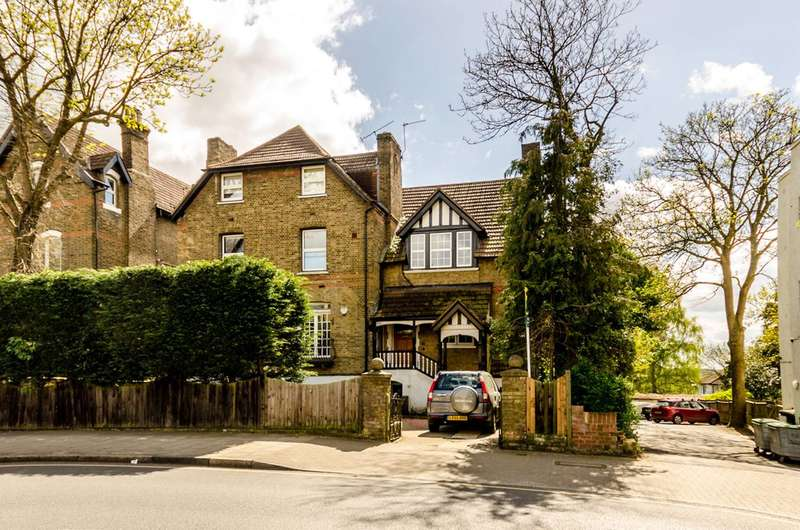 2 Bedrooms Maisonette Flat for sale in Widmore Road, Bromley, BR1