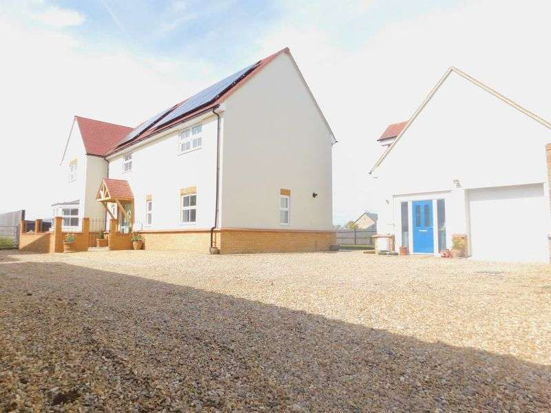 6 Bedrooms Detached House for sale in Church Street, Langford, SG18