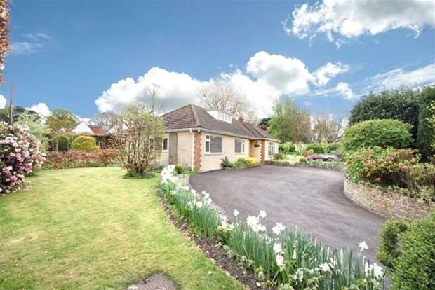 3 Bedrooms Detached Bungalow for sale in Sambourne Road, Warminster