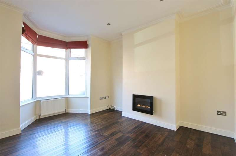 3 Bedrooms Terraced House for rent in Onslow Road, Sheffield, S11 7AF