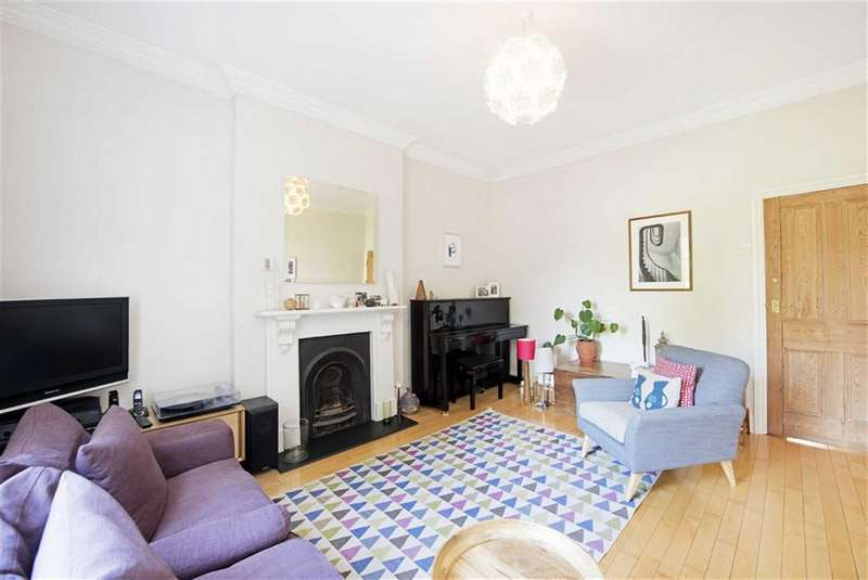 2 Bedrooms Flat for sale in Elms Road, Clapham, London, SW4