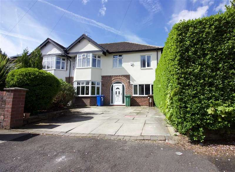 5 Bedrooms Property for sale in Ravens Close, Prestwich