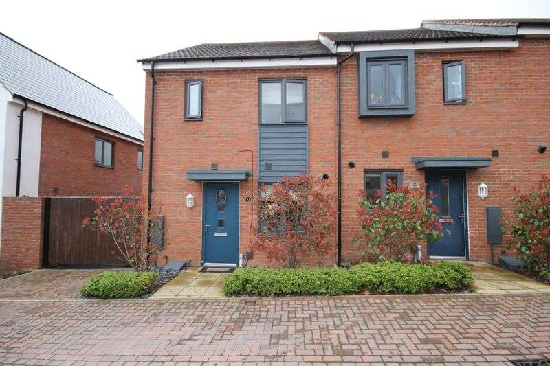 3 Bedrooms Terraced House for sale in Higgs Row, Telford