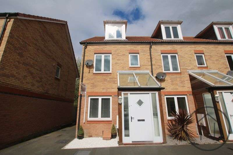 3 Bedrooms Terraced House for sale in Hawkshead Place, Newton Aycliffe