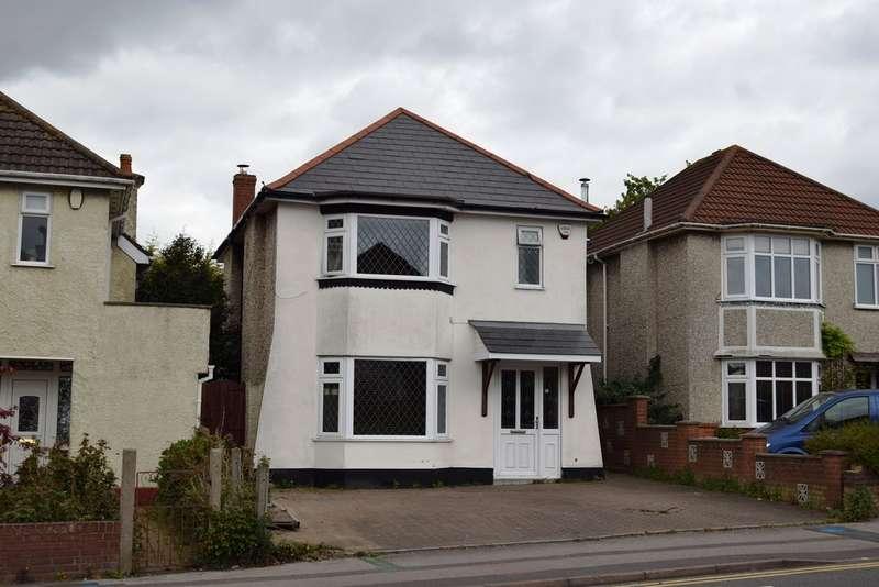 3 Bedrooms Detached House for sale in Fernside Road, Oakdale