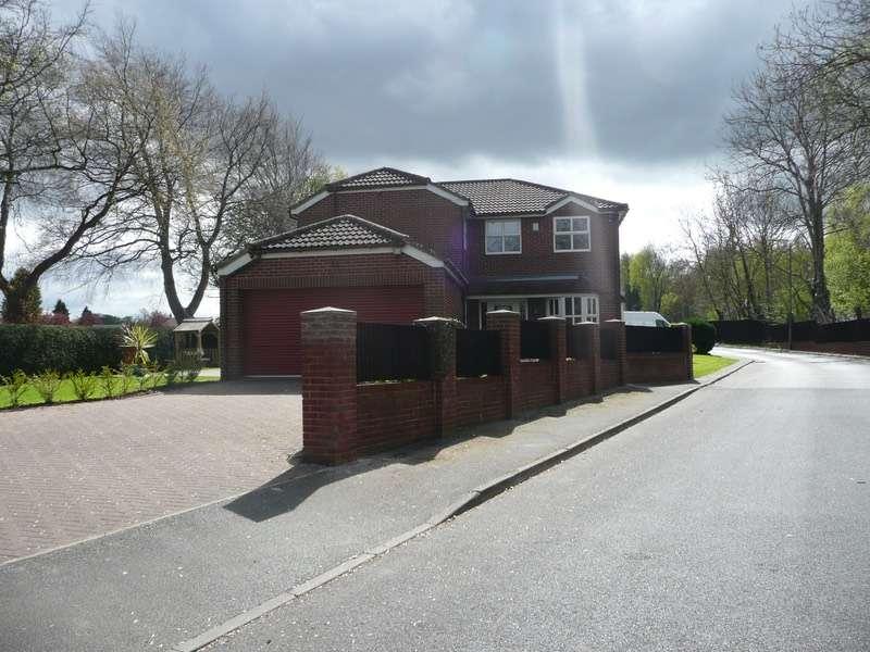 4 Bedrooms Detached House for sale in The Stables, Wakefield, West Yorkshire, WF2