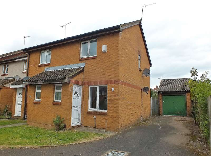 2 Bedrooms End Of Terrace House for sale in Abbey Close, Hayes, UB3 3PJ