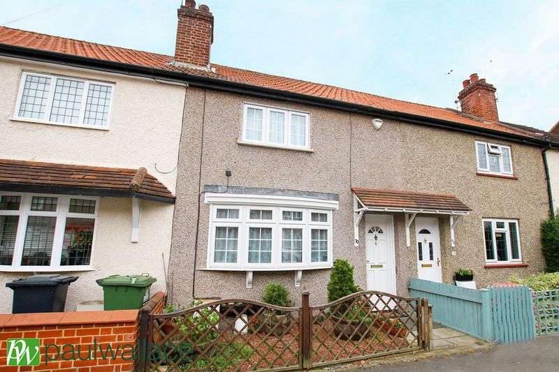 3 Bedrooms Terraced House for sale in Dewhurst Road, West Cheshunt