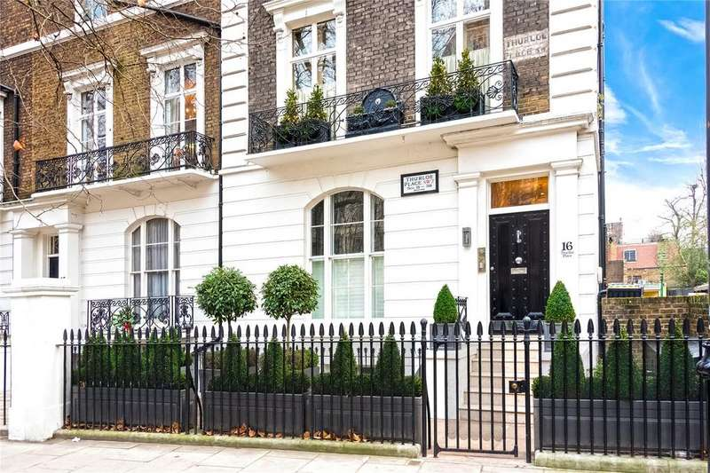 1 Bedroom Flat for sale in Thurloe Place, South Kensington