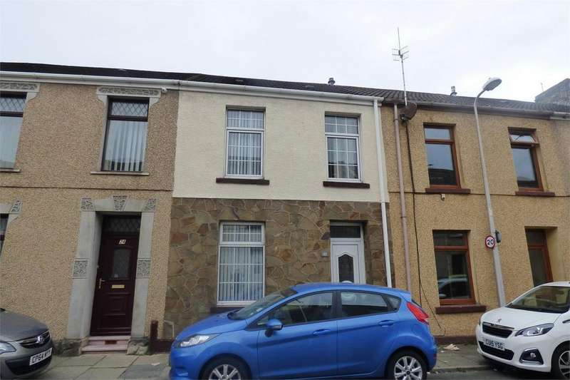 2 Bedrooms Terraced House for sale in 22 George Street, Llanelli, Carmarthenshire