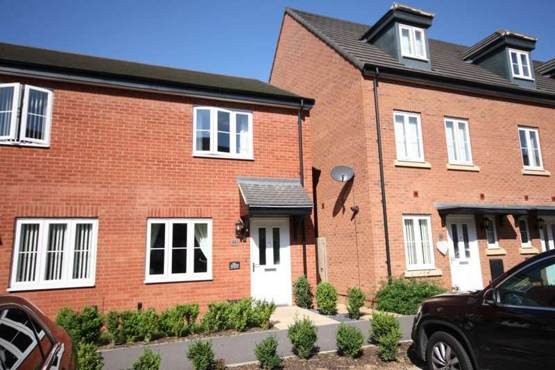 2 Bedrooms End Of Terrace House for sale in Angelica Road, Lincoln, LN1