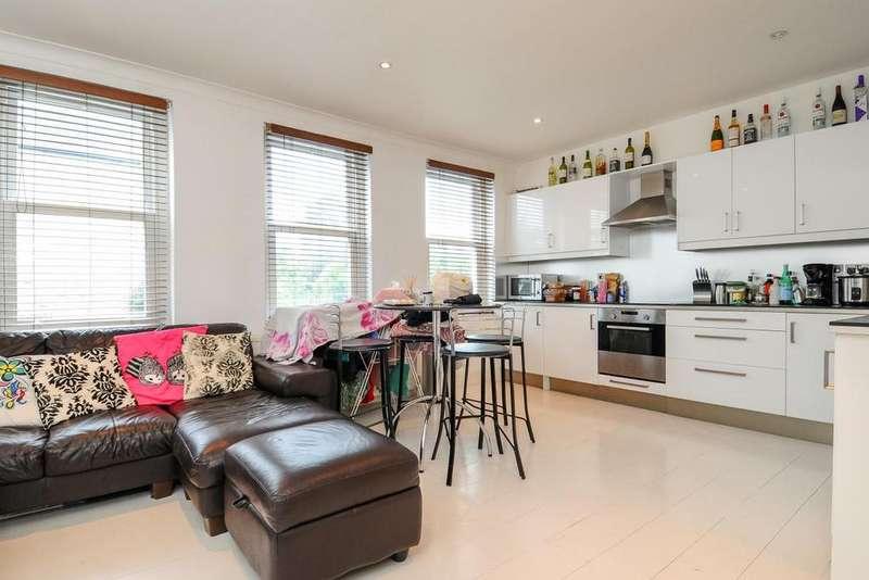 2 Bedrooms Flat for sale in Castelnau, Barnes, SW13