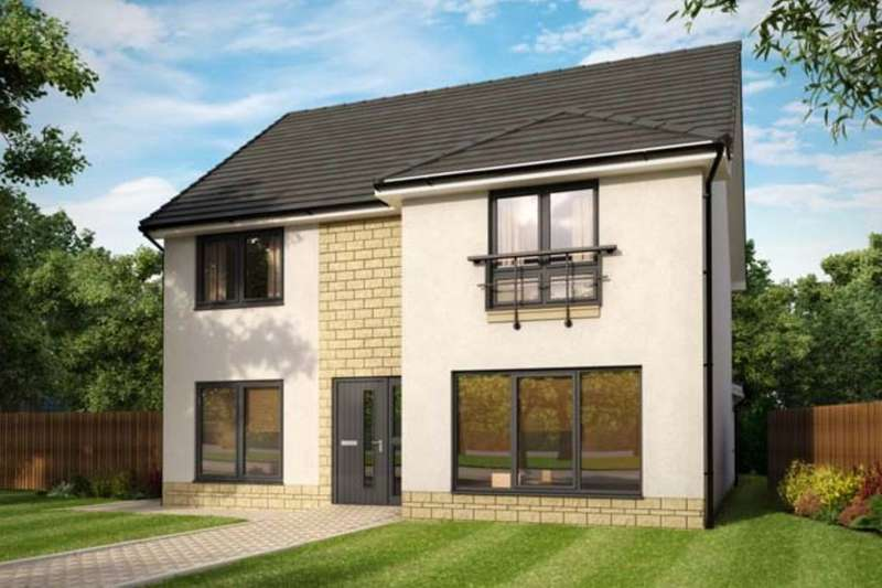 4 Bedrooms Detached House for sale in Cedar Garden Room Fair Acres, Dunbar, EH42