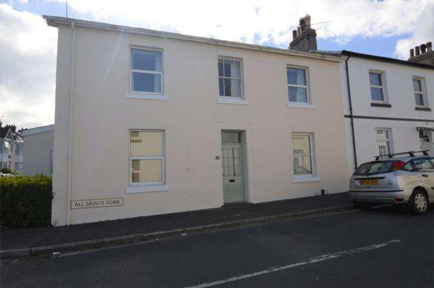 1 Bedroom Flat for sale in All Saints Road, Babbacombe, Torquay, Devon