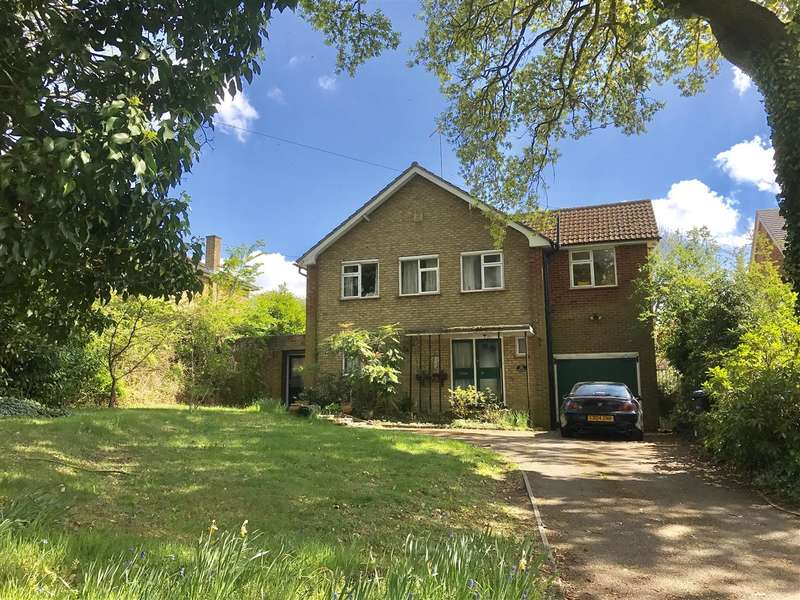 4 Bedrooms Detached House for sale in The Molars, Trumpsgreen Road, Virginia Water