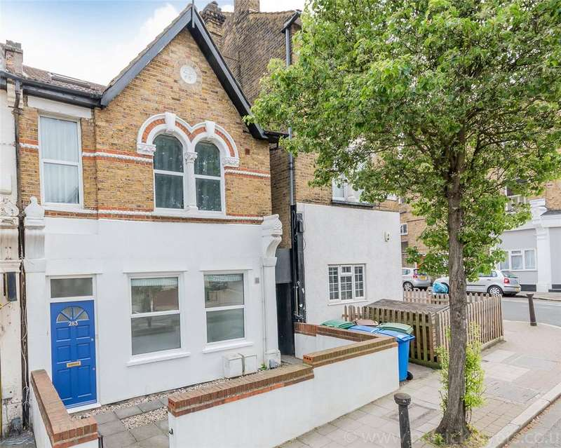 3 Bedrooms Flat for sale in Crystal Palace Road, East Dulwich, London, SE22